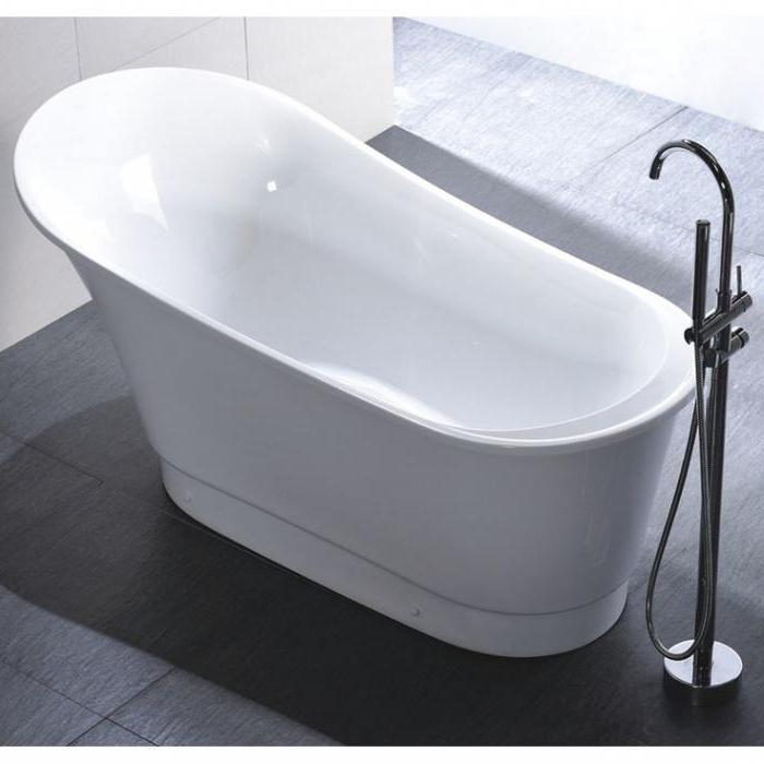 чем мыть акриловую ванну в домашних условиях
