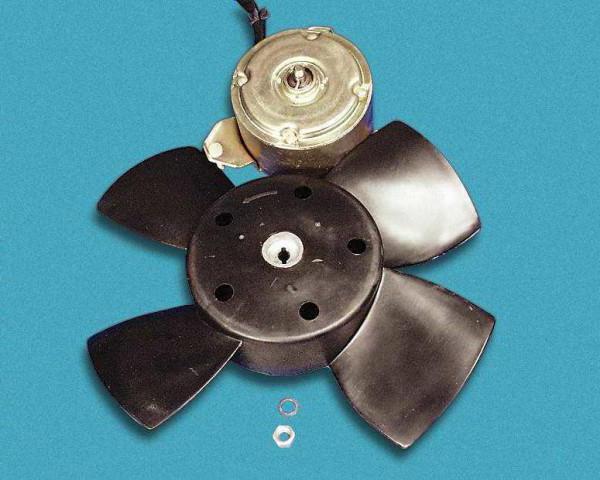 Не работает вентилятор охлаждения ВАЗ 2110
