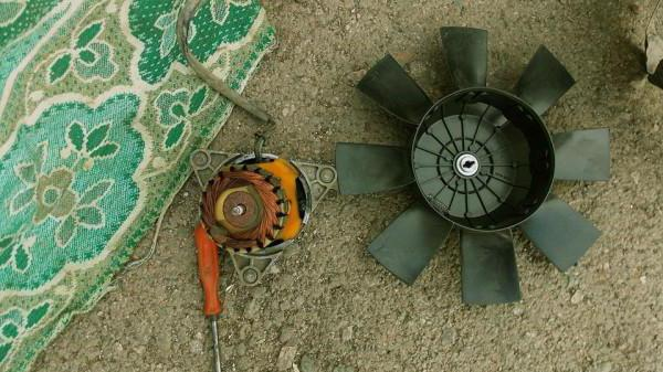 Не включается вентилятор охлаждения ВАЗ 2110