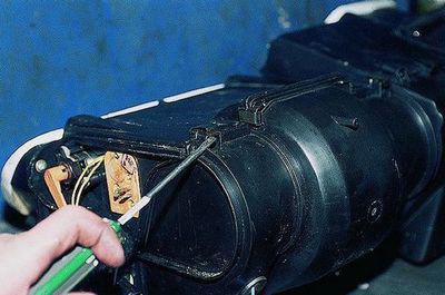 Не работает печка ВАЗ 2110 причины
