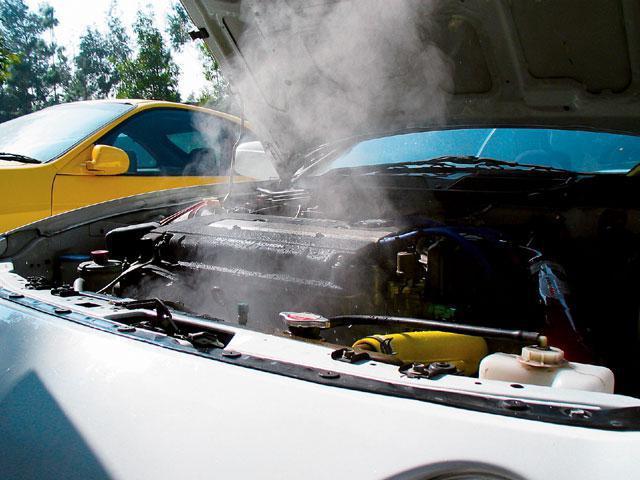 Почему греется двигатель на ВАЗ 2114