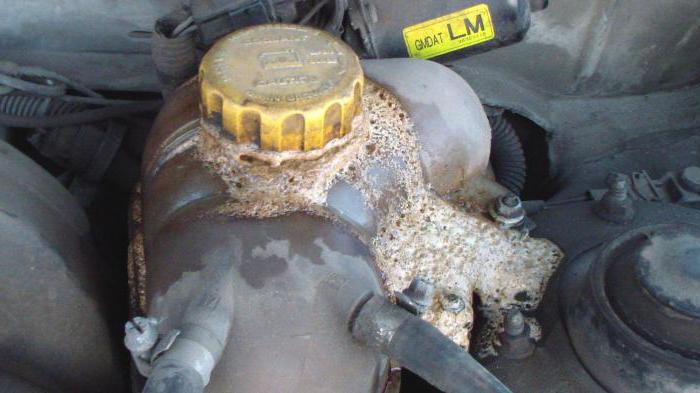 Греется двигатель ВАЗ 2114 инжектор 8
