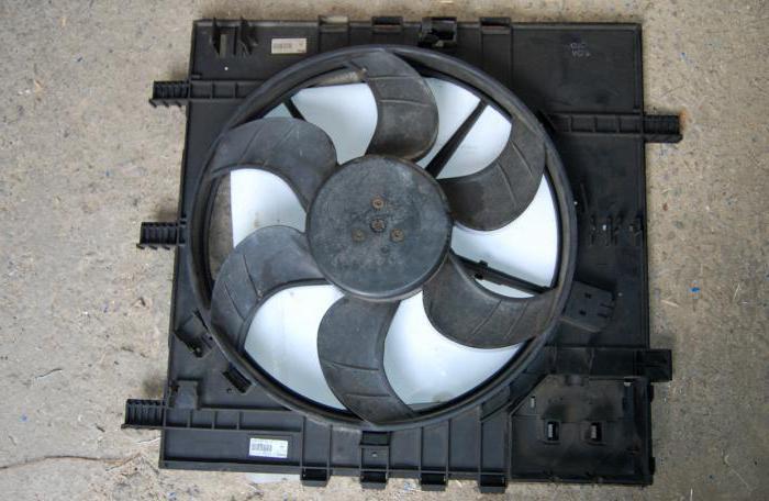 Не работает вентилятор