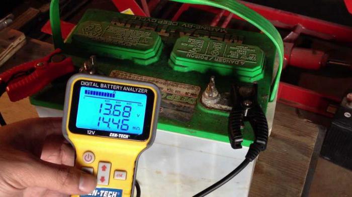 Десульфатация аккумулятора своими руками