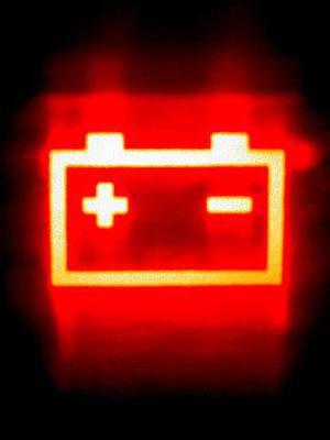 Горит лампочка зарядки аккумулятора ВАЗ 2107