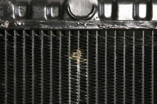 Запаять радиатор охлаждения алюминиевый