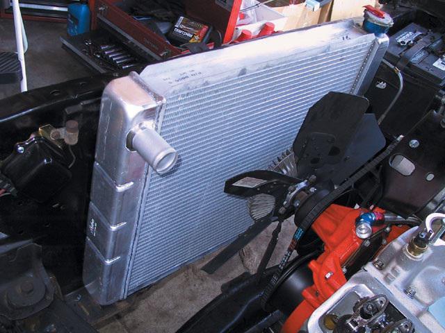 Радиатор алюминиевый как запаять