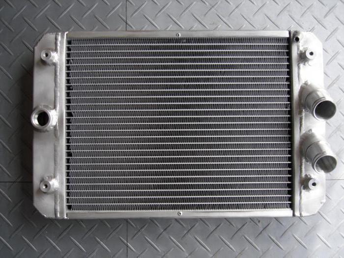 Как запаять радиатор