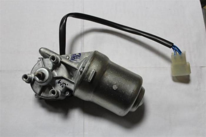 Моторчик дворников ВАЗ 2110