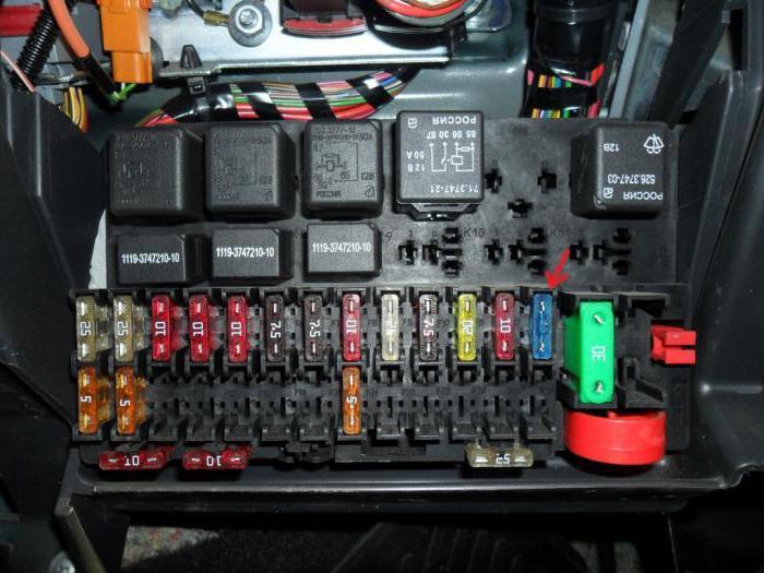 Не работает прикуриватель ВАЗ-2110: возможные неисправности и их устранение