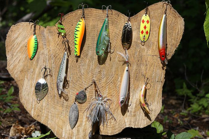 лучшая блесна для ловли щуки осенью