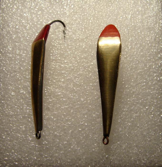 Самодельные блесна для рыбалки