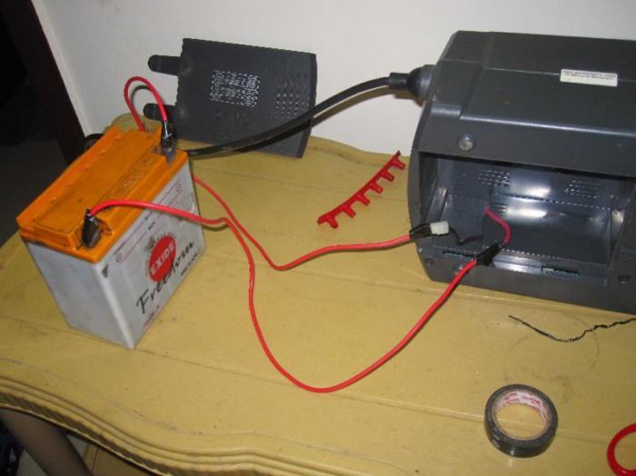 Заряжать аккумулятор домашних условиях 210
