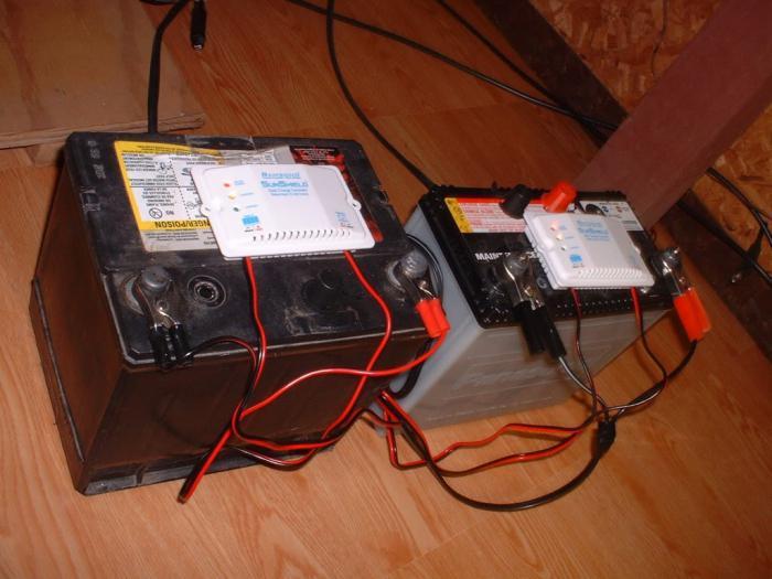 Как заряжать аккумулятор машины
