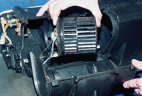 Радиатор отопления ваз 2110