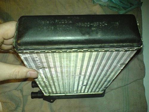 Радиатор печки ВАЗ 2115