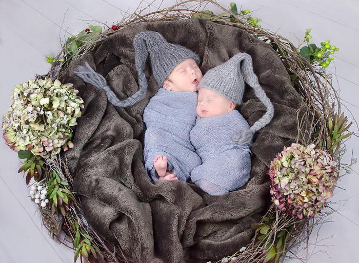 гнездо для новорожденных своими руками