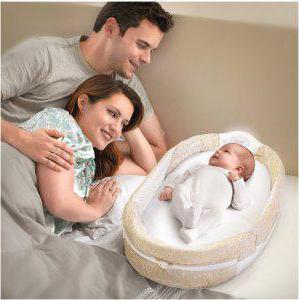 гнездышко для новорожденных описание