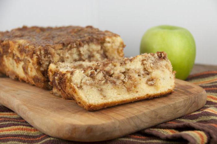 шарлотка с яблоками из батона рецепт приготовления