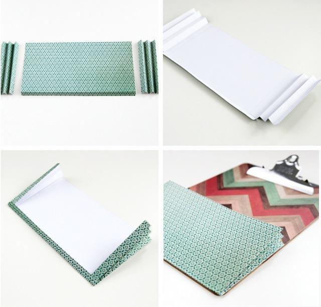 Как сделать бумажный кармашек