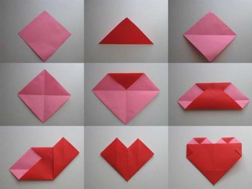 как сделать красивый кармашек из бумаги