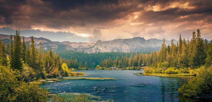 особенносÑ'и природы гор
