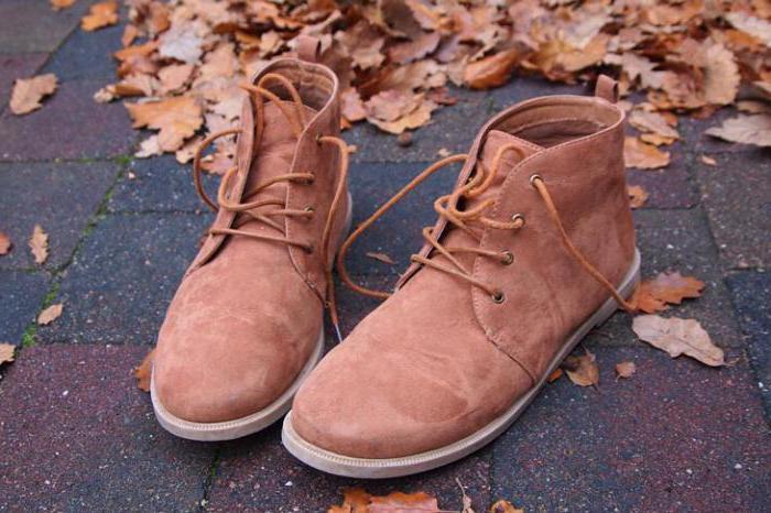 как чистить нубук обувь в домашних условиях