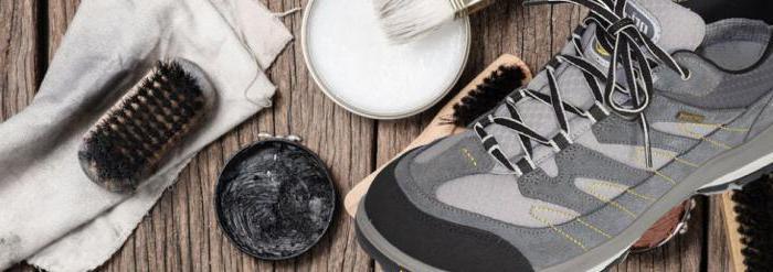 как чистить обувь из замши и нубука