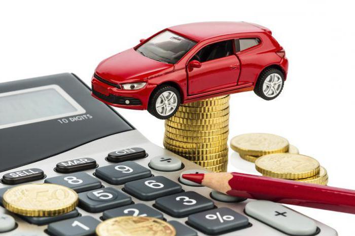 как рассчитать каско на кредитный автомобиль