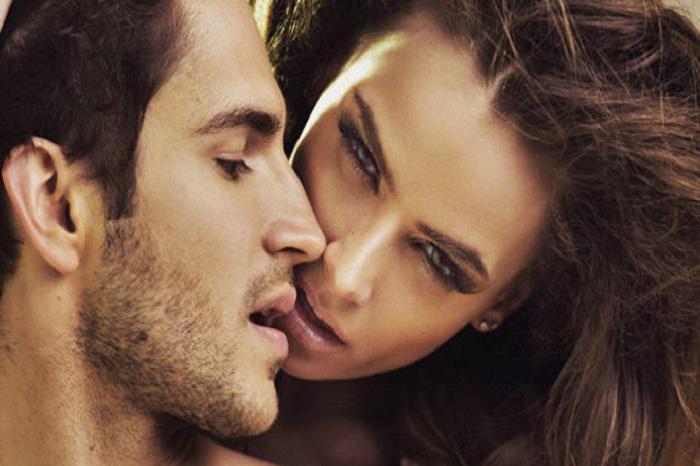 Доставление мужчине удовольствия во время секса