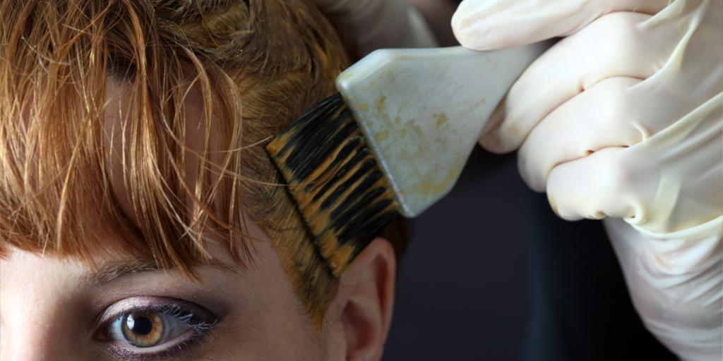 Как отмыть от рук краску для волос
