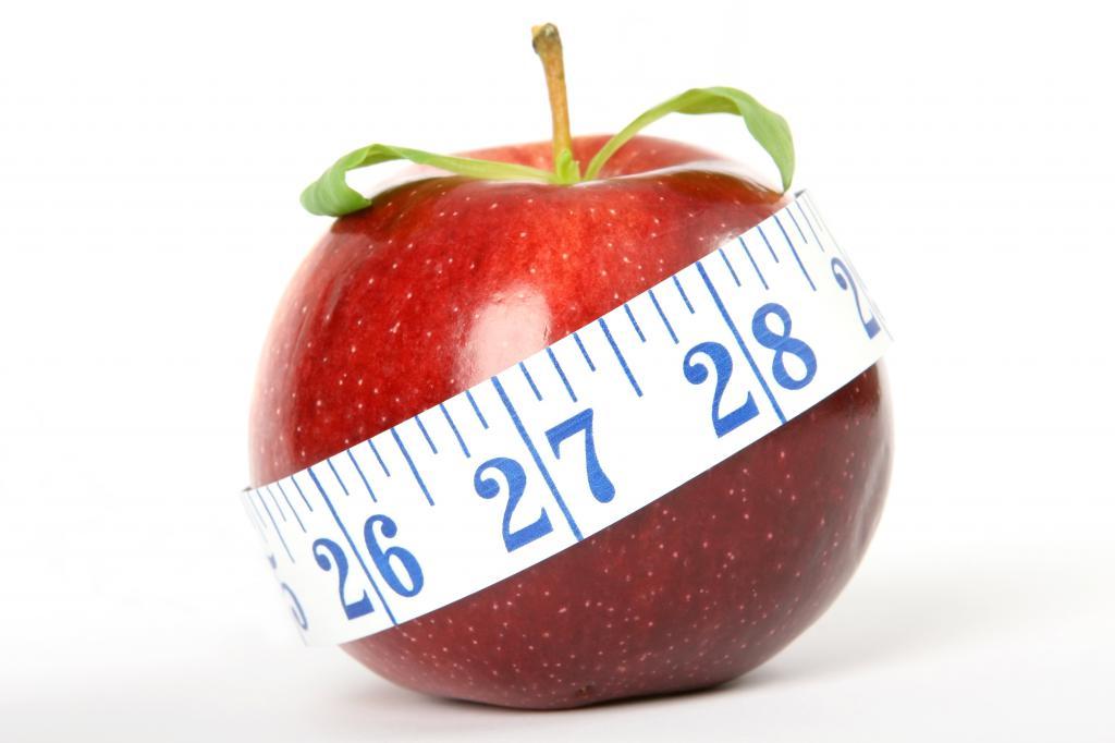 """Тип фигуры """"яблоко"""": как похудеть"""