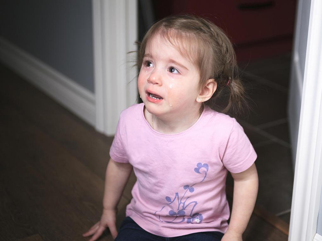 Ребенок 3 лет не слушается родителей