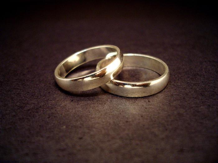 поздравить молодоженов с днем свадьбы