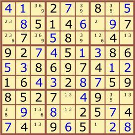 Как играть в судоку: пошаговое решение головоломки