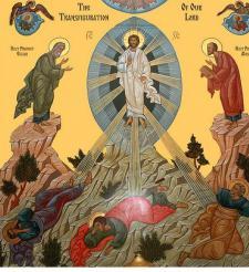 Преображение Господне история праздника