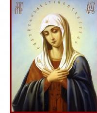 акафист иконе божией матери умиление