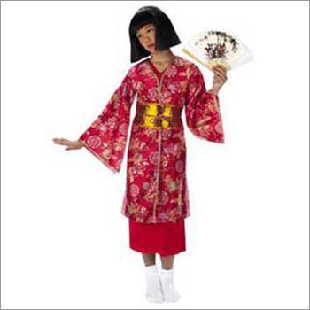 китайские национальные костюмы