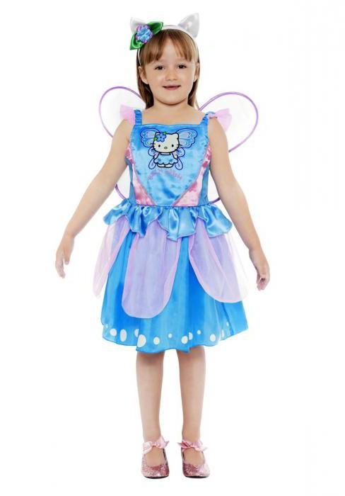 костюм бабочки выкройки