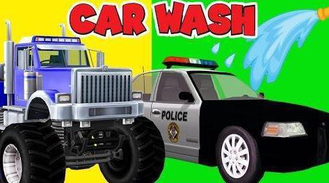 мультик про полицейские машинки для детей