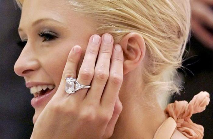 носить кольцо на безымянном пальце левой руки