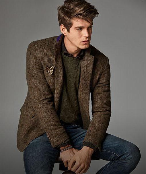 правильная длина рукава мужского пиджака