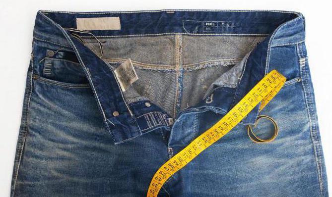 как отличить женские от мужских джинсов