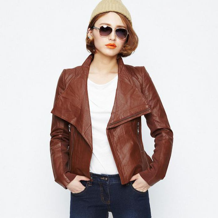 Теплые Кожаные Куртки Женские Купить