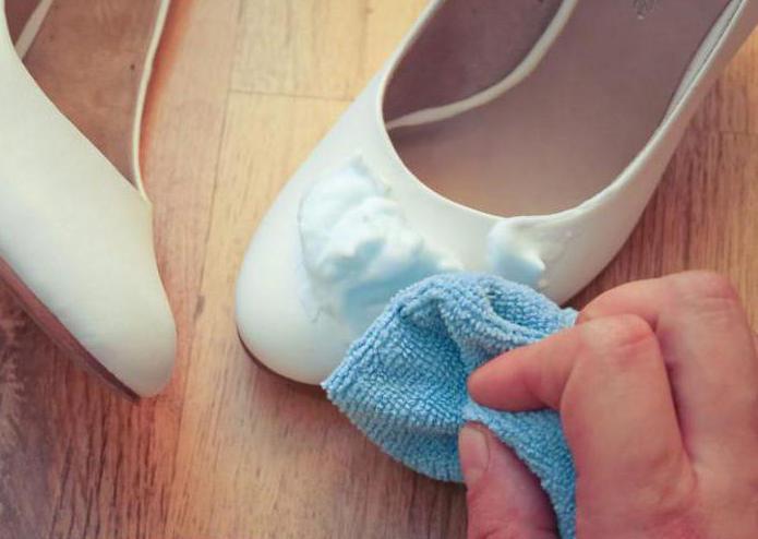 Как ухаживать за лакированной обувью? Обувная косметика