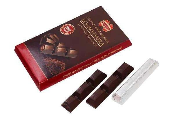 шоколад коммунарка отзывы