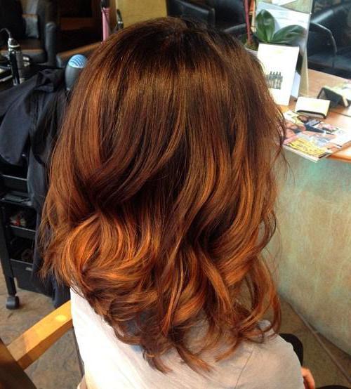 тест какой цвет волос мне подходит