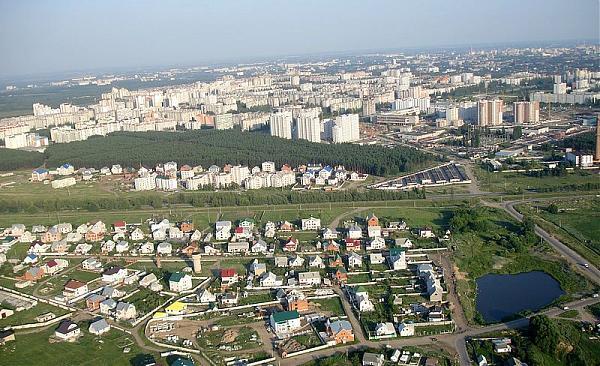 Фото северного района г воронежа