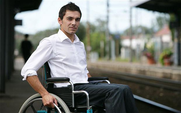 Картинка парень инвалид