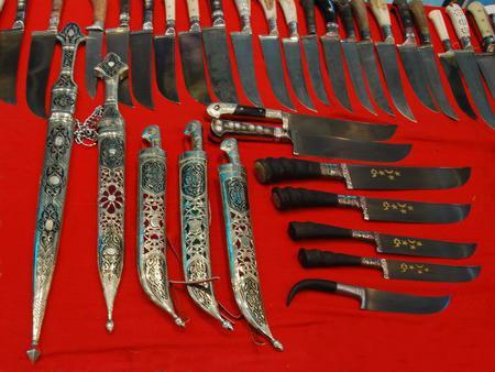 нож узбекский пчак